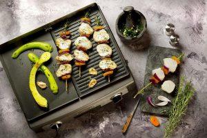 Test avis plancha Cuisinart Power PL50E
